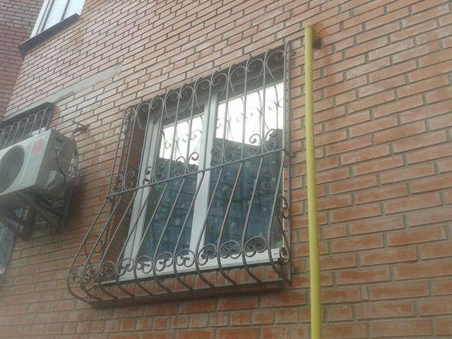 Решетки на окна смета